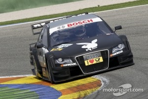Rookie of the year: Audis Edoardo Mortara