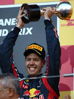 F1: Sebastian Vettel, Red Bull Racing new world champion