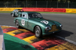 #55 Aston Martin DB2: Andrew Sharp