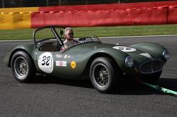 #32 Maserati A6 GCS: Carlo Vögele, Willie Green