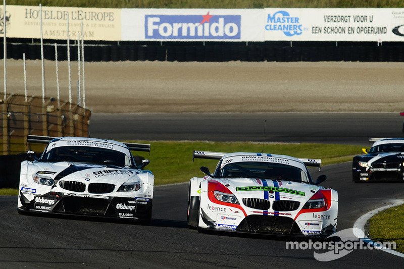 #36 Faster Racing by DB Motorsport BMW Z4 GT3: Harrie Koln/Nick Catsburg