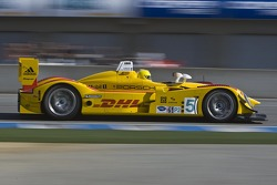 #5 Christian Zugel, 2006 Porsche RS Spyder