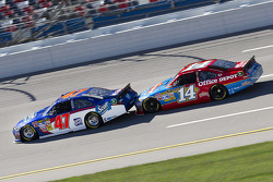 Bobby Labonte and Tony Stewart