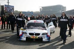 Startgrid, Presentation BMW M3 DTM