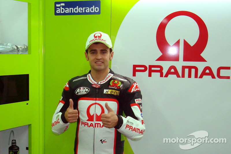 Hector Barbera joins Pramac Racing