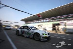 #55 BMW Motorsport BMW M3: Augusto Farfus,Jorg Müller