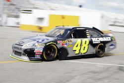 Daytona EFI testing