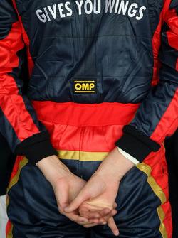 Kevin Ceccon, Scuderia Toro Rosso