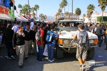 From a scrapyard to the Baja!