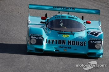 Tom Molloy 1988 Leyton House Porsche 962C