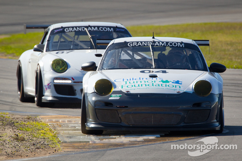 #04 Magnus Racing Porsche GT3: Ryan Eversley, Daniel Graeff, Ronald Yarab