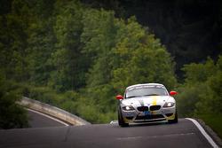 #241 BMW Z4 M Coupé: Michael Luther, Joachim Kiesch, Klaus Engelbrecht-Schnür
