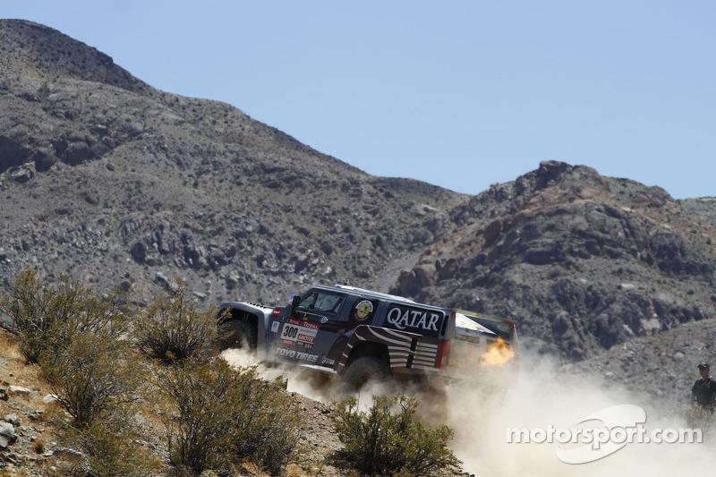 #300 Hummer: Nasser Al-Attiyah and Lucas Cruz