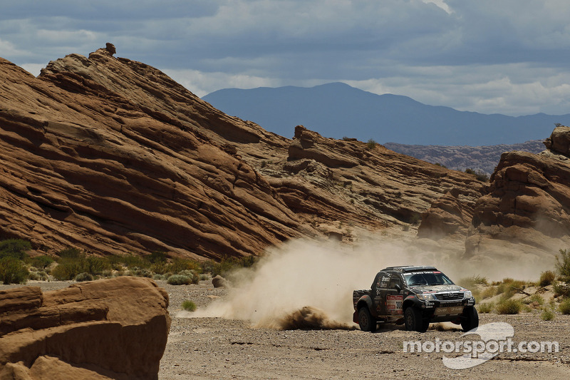 #308 Toyota: Orlando Terranova and Andy Grider