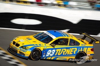 #93 Turner Motorsport BMW M3: Michael Marsal, Dirk Mller, Jrg Mller, Dirk Werner
