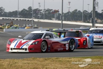 #5 Action Express Racing Chevrolet Corvette DP: David Donohue, Christian Fittipaldi, Darren Law