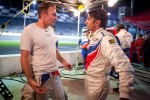 Christian Fittipaldi and Darren Law