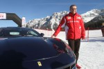 Stefano Domenicali presents the new Ferrari FF