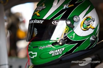 Helmet of Kasey Kahne, Hendrick Motorsports Chevrolet