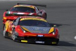 #12 AUH Motorsports/FF Corse Ferrari 458 Italia GT3: Leon Price, Rob Barff, Jordan Grogor, Charlie Hollings