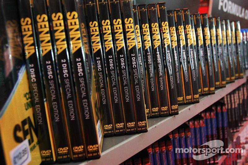 Senna movie for sale