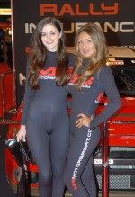 MISMotorsport.com Promo Girls