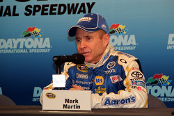 Press conference: Mark Martin, Michael Waltrip Racing Toyota