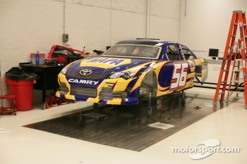 Michael Waltrip Racing Shop