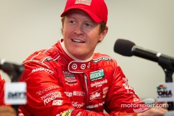 Chip Ganassi Racing press conference: Scott Dixon