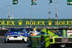 #36 Yellow Dragon Motorsports  Mazda RX-8: Jarett Andretti, John Andretti, Taylor Hacquard, Anders Krohn