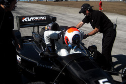 Rubens Barrichello, KV Racing Technology