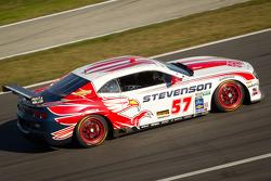 #57 Stevenson Motorsports Camaro GT.R: Ronnie Bremer, John Edwards, Robin Liddell