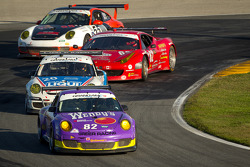 #82 Dick Greer Racing Porsche GT3: John Fergus, John Finger, Dick Greer, Mark Hotchkis, Owen Trinkler