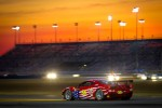 #56 AF - Waltrip Ferrari 458: Rui Aguas, Robert Kauffman, Travis Pastrana, Michael Waltrip