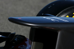Technical detail, front nose - Sauber C31 Ferrari Launch