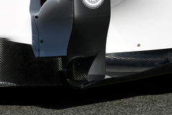 Technical detail, wing - Sauber C31 Ferrari Launch
