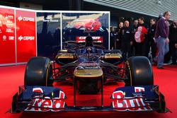 The Toro Rosso STR7