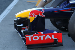 Red Bull RB8 nose cone