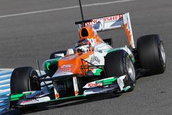 Jules Bianchi, Sahara Force India Formula One Team, test driver