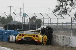 #50 Larbre Competition Corvette C6-ZR1: Julien Canal