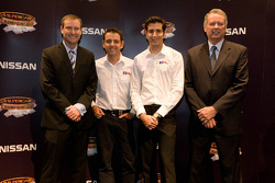 Rick Kelly and Todd Kelly with Kelly Racing will race Nissans in 2013