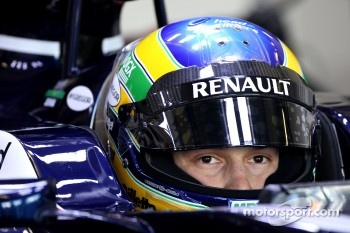 Bruno Senna, Williams F1 Team