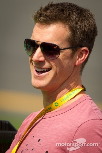 Danica Patrick's husband Paul Hospenthal