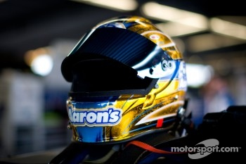 Helmet of Michael Waltrip, Michael Waltrip Racing Toyota