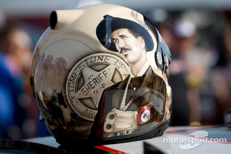 Helm von Austin Dillon, Richard Childress Racing, Chevrolet