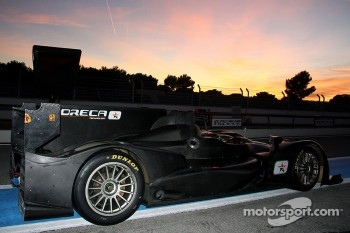 The 2012 ORECA 03