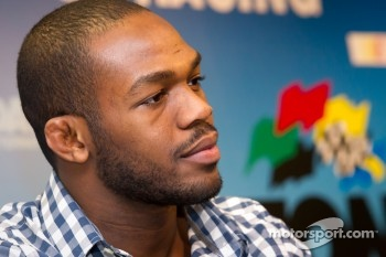 Press conference: UFC Light Heavyweight Champion Jon Jones