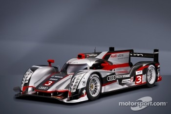 The Audi R18 Ultra