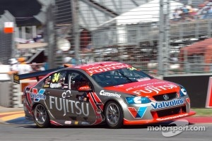Michael Caruso came from last to finish fourth at Darwin