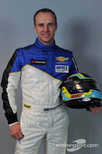 Rickard Rydell, Chevrolet Cruze 1.6T, Chevrolet Motorsport Sweden